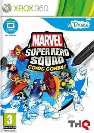 Descargar Marvel Super Hero Squad Comic Combat [MULTI][Region Free][XDG2][iMARS] por Torrent
